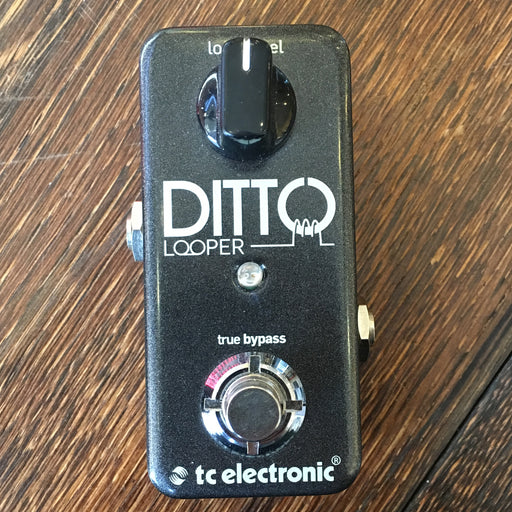 Used TC Electronic Ditto Looper Effect Pedal