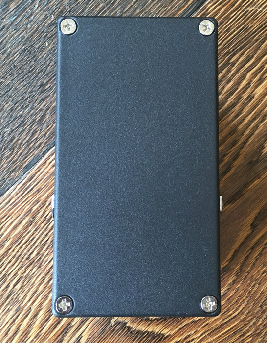Used Friedman Golden Pearl Overdrive Guitar Effect Pedal With Box