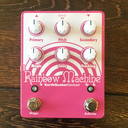 Used Earthquaker Devices Rainbow Machine V2 Guitar Effect Pedal With Box
