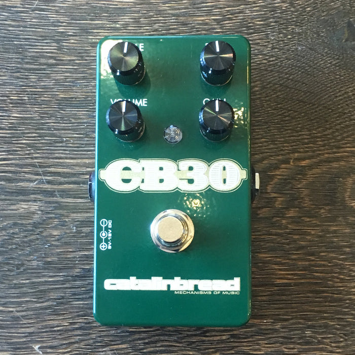Used Catalinbread CB30 Distortion Guitar Effect Pedal