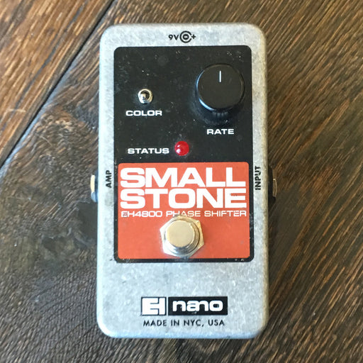 Used Electro-Harmonix Small Stone Phaser Guitar Effect Pedal