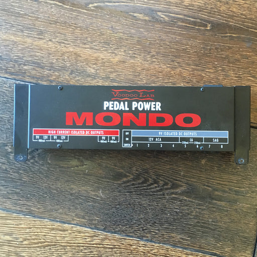 Used Voodoo Lab Mondo Plus Power Supply