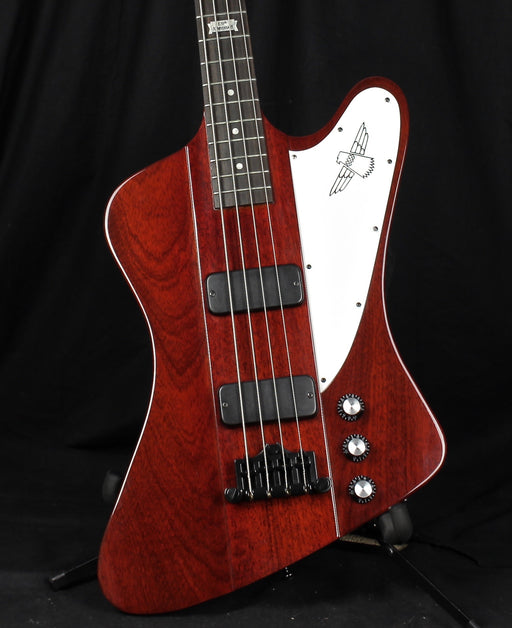 Pre-Owned 2014 Gibson Thunderbird Bass Guitar Cherry Red 120th Anniversary With oHSC