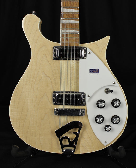 Rickenbacker 620/12 Twelve String Mapleglo Solid Body Guitar With OHSC