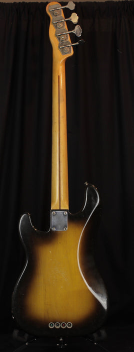Vintage 1956 Fender Precision Bass Owned/Played by Glenn Cornick of Jethro Tull