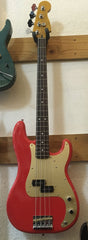 Used Fender '72 Telecaster Thinline Reissue Electric Guitar W/ Bag