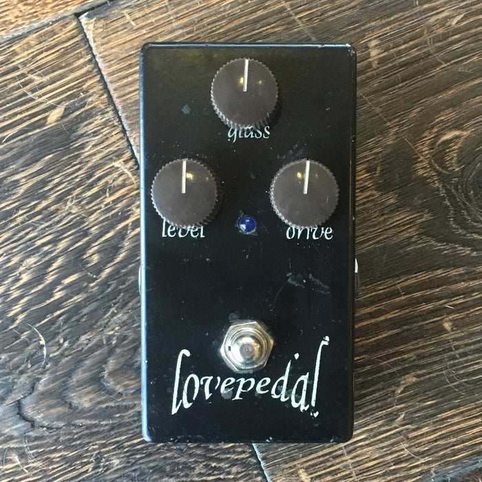 Used Lovepedal Eternity Overdrive Guitar Effect Pedal