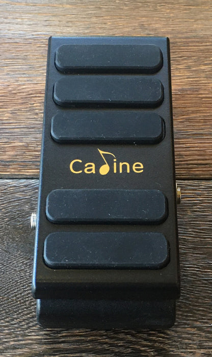 Used Cadine CP-31 Hot Spice Wah/Volume Guitar Effect Pedal
