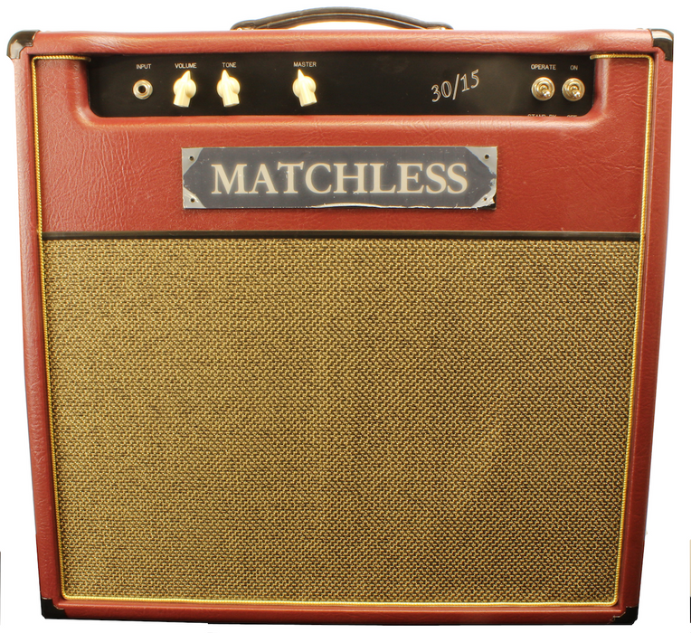 Matchless 30/15 1x12 Guitar Amp Combo