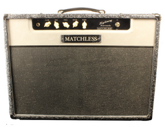 Matchless Lightning Reverb 1x12 Combo Amp Shower Curtain