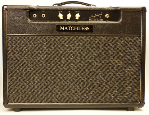 Matchless Nighthawk 15 1x12 Combo Amp Black