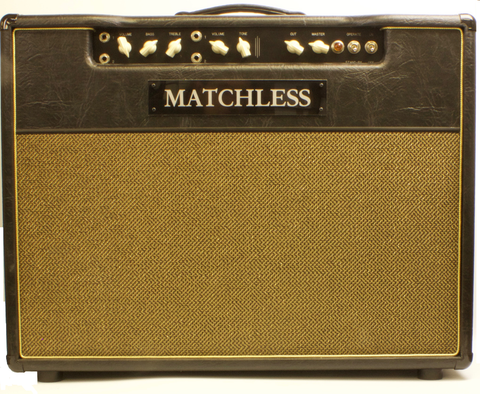 Matchless DC-30 2x12 Combo Amp Black