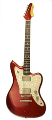 Fano JM6 Standard Candy Apple Red With Gig Bag