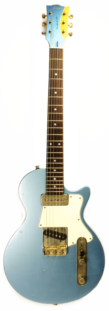 Fano SP6 Standard Ice Blue Metallic With Gig Bag