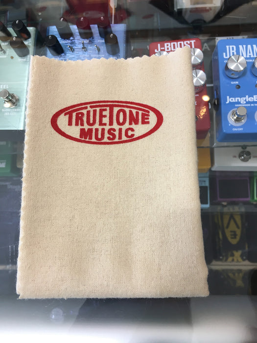 Truetone Music Guitar Bass Instrument Polish Cloth