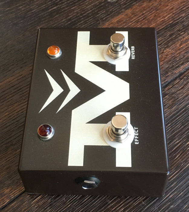 Magnatone 2-Button Footswitch Pedal