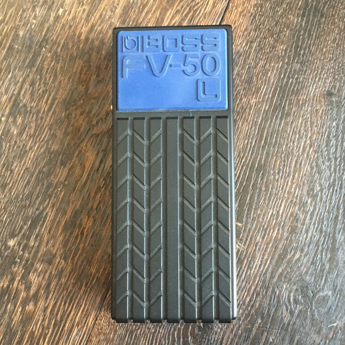 Used Boss FV-50L Low Impedance Volume Pedal