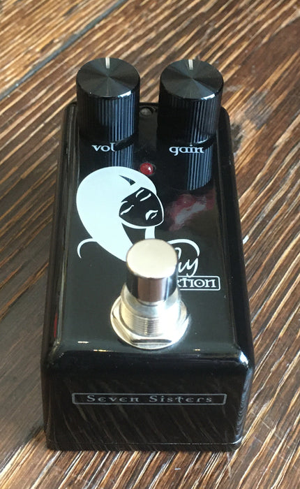 Used Red Witch Ivy Distortion Guitar Effect Pedal With Box
