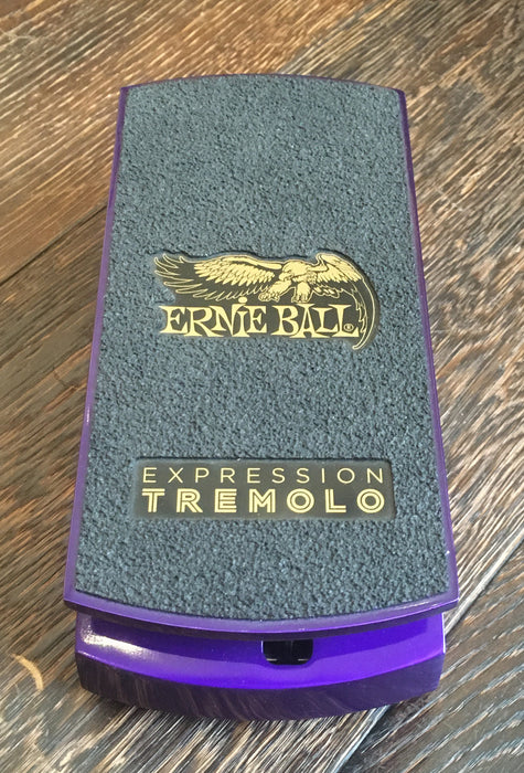 Used Ernie Ball Expression Tremolo Guitar Effect Pedal With Box