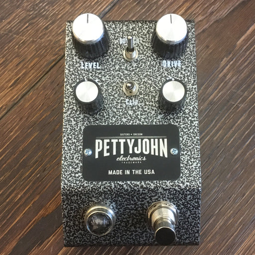 Used PettyJohn Iron Overdrive Guitar Effect Pedal With Box