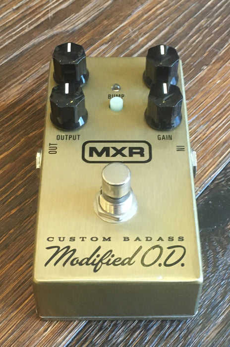 Used MXR Modified OD Overdrive Guitar Pedal