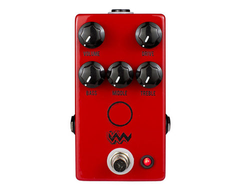 JHS Angry Charlie Overdrive Guitar Pedal V3