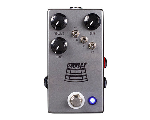 JHS The Kilt V2 Overdrive/Dirt Guitar Effect Pedal