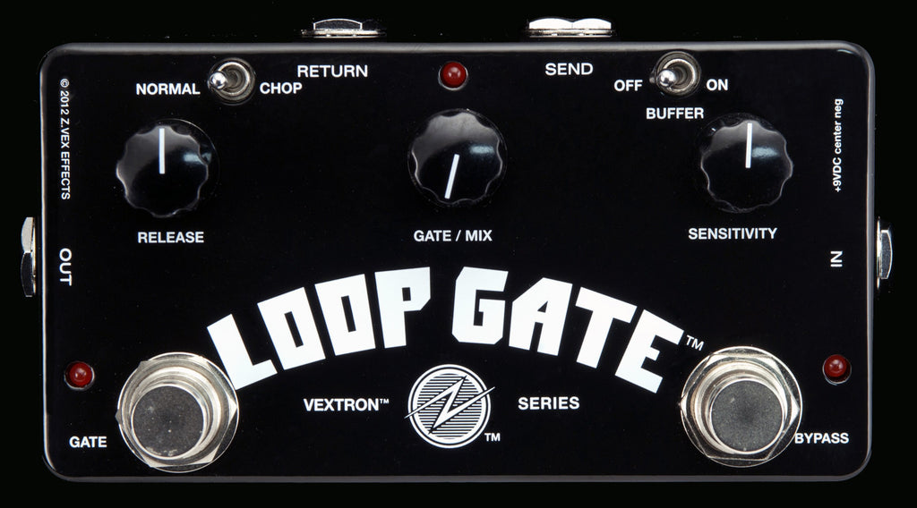 Zvex Loop Gate Guitar Pedal