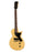 Gibson 1957 Les Paul Junior Single Cut Reissue VOS TV Yellow Electric Guitar With Case