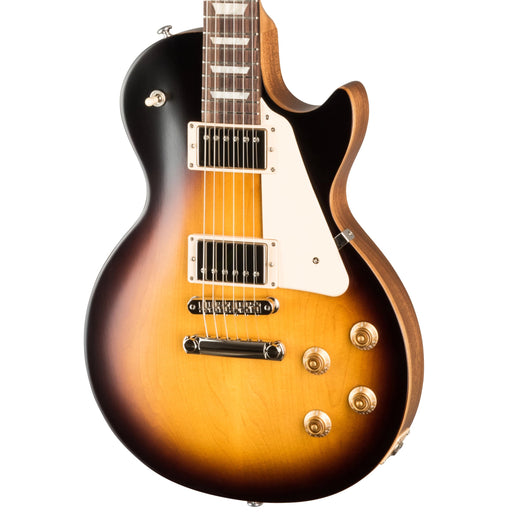 Gibson Les Paul Tribute Satin Tobacco Burst Electric Guitar With Bag