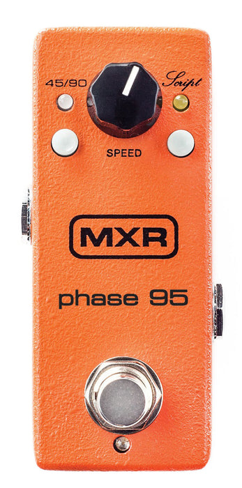 MXR M290 Phase 95 Mini Phaser Guitar Pedal