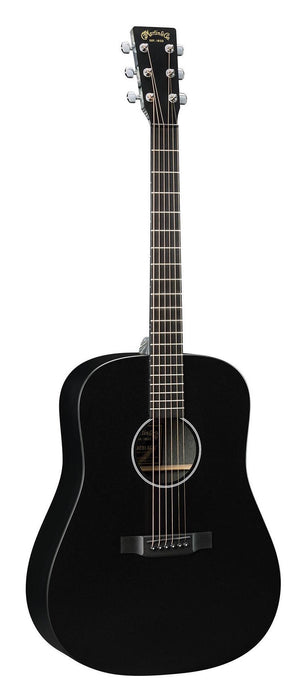 Martin DXAE Black X Series Dreadnought Acoustic/Electric Guitar
