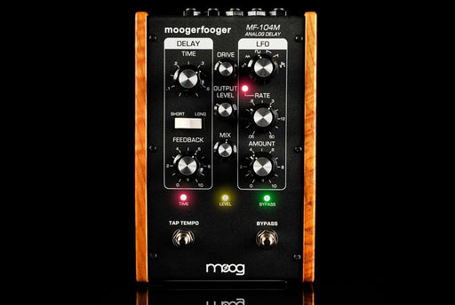 Moog Moogerfooger MF-104M Analog Delay Guitar Effect Pedal