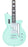 Eastwood Airline Baritone Map Guitar Sea Foam Green
