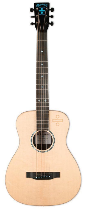 Martin Ed Sheeran LX1E ÷ Divide Signature Edition Acoustic Guitar - Natural