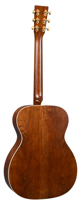 Martin OME Cherry Acoustic Guitar - Natural with Case