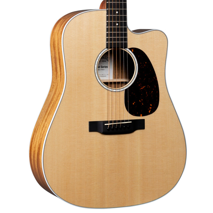 Martin DC-13E Acoustic Electric Guitar With Gig Bag