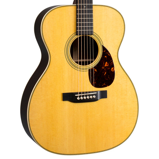 Martin OM28-E With LR Baggs Electronics Acoustic Electric Guitar With Case