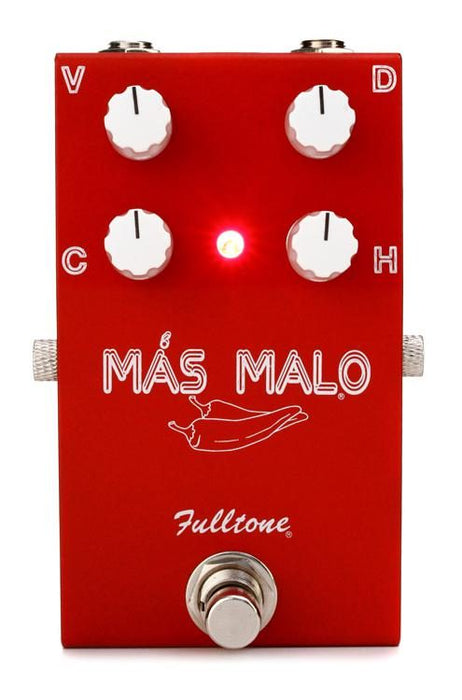 Fulltone Mas Malo Distortion Fuzz Guitar Effect Pedal