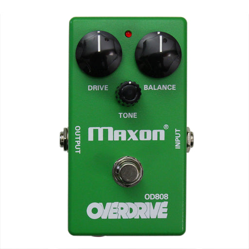 Maxon Custom Shop Limited Edition 40th Anniversary OD808 V2 Overdrive Guitar Effect Pedal