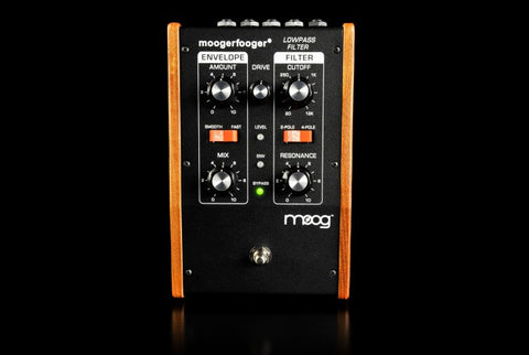 Moog Moogerfooger MF-101 Low Pass Filter Guitar Effect Pedal