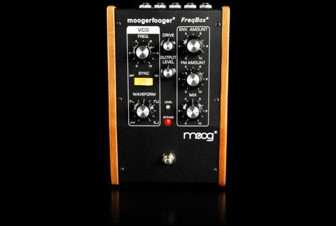 Moog Moogerfooger MF-107 FreqBox Modular Synth Pedal