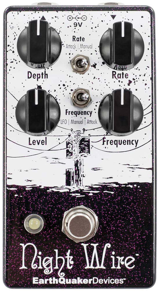Earthquaker Devices Night Wire  V2 Tremolo Pedal