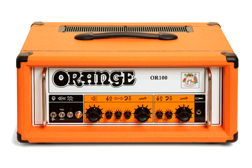Orange OR100H Amp Head