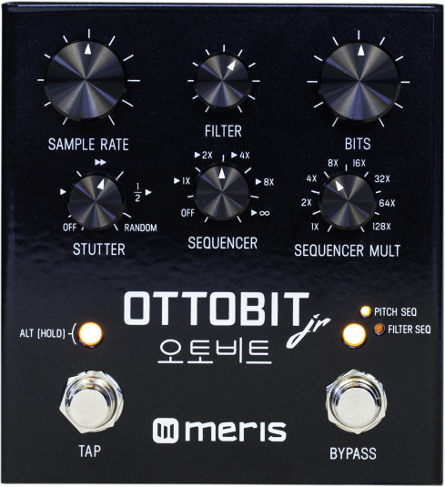 Meris Ottobit Jr. Guitar Effect Pedal