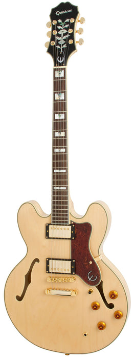 Epiphone Sheraton II Natural Electric Guitar