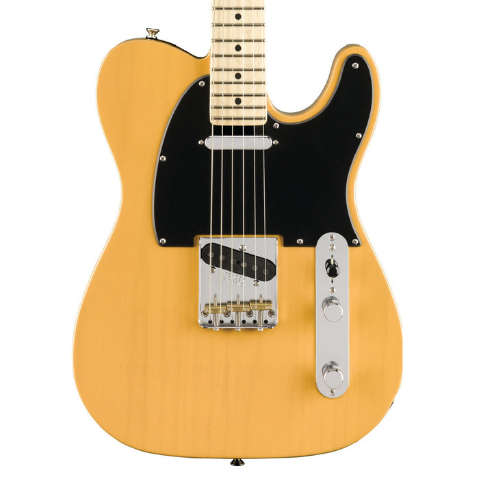 Fender Limited Edition American Performer Maple Neck Telecaster - Butterscotch Blonde With Bag