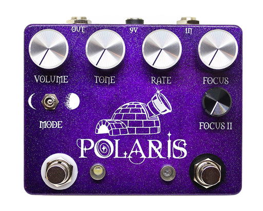 CopperSound Effect Pedals Polaris Analog Chorus/Vibrato Guitar Effects Pedal