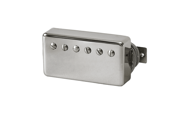 Lindy Fralin Pure P.A.F Humbucker 7.5k Gibson Leads Neck Pickup - Nickel