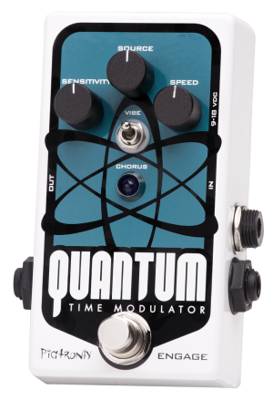 Pigtronix Quantum Time Modulator Pedal